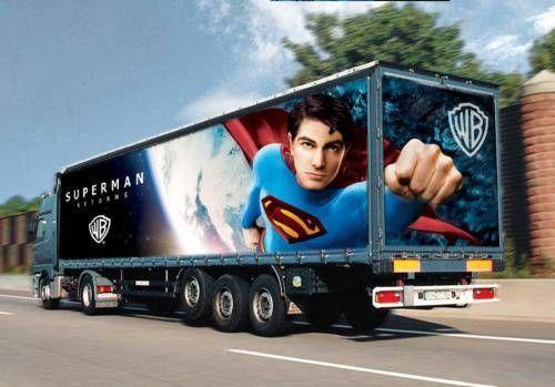Truck adv esempio Media Planning