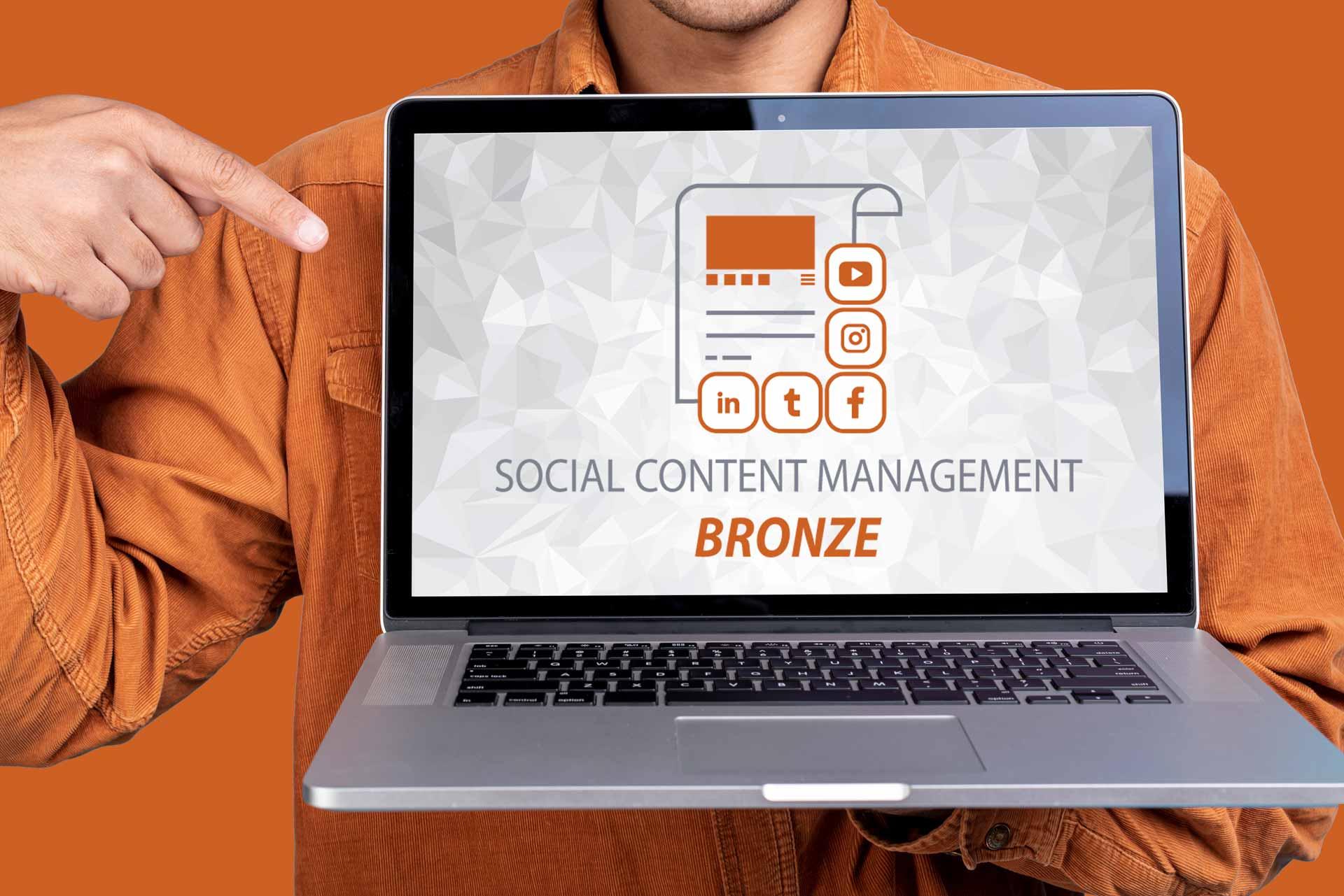 Social-Content-Management-BRONZE
